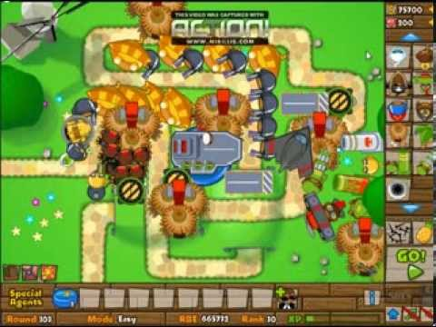 BTD5: Fuck Those Balloons