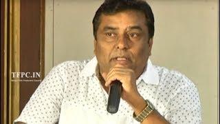Manam Saitam Press Meet | Kadambari Kiran | Hero Srikanth | C Kalyan | Gemini Kiran | TFPC - TFPC