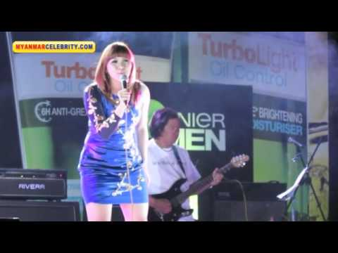 Garnier Music Night Concert 2012 @ Yangon