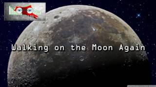 Royalty Free Walking on the Moon Again:Walking on the Moon Again