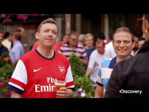 Troy verbaast Arsenalfans - Troy