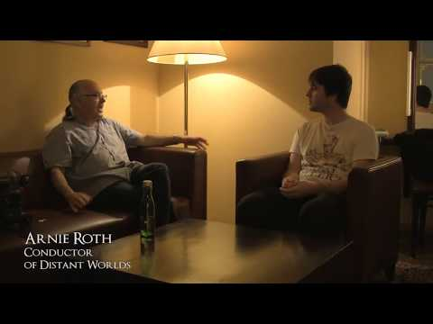 Distant Worlds Music from Final Fantasy Vienna - Interview with Arnie Roth
