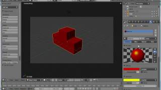 Criando e Editando materiais no Blender 2.5x  &#8211; parte 2
