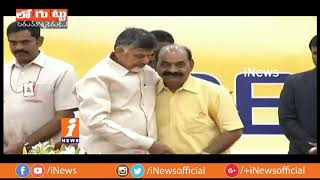 Reason Behind NMD Farooq Truns To New Conflicts In TDP? | Loguttu | iNews - INEWS