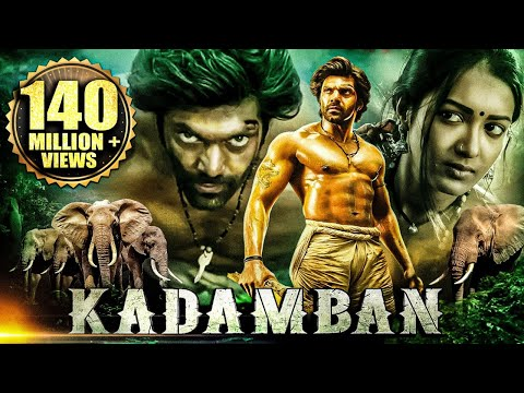 Kadamban (2017) Full Hindi Movie | Arya, Catherine Tresa | Riwaz Duggal | New Released