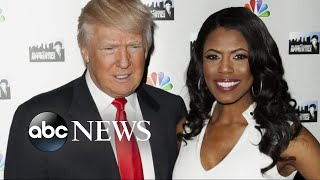 Omarosa Manigault talks about her resignation - ABCNEWS