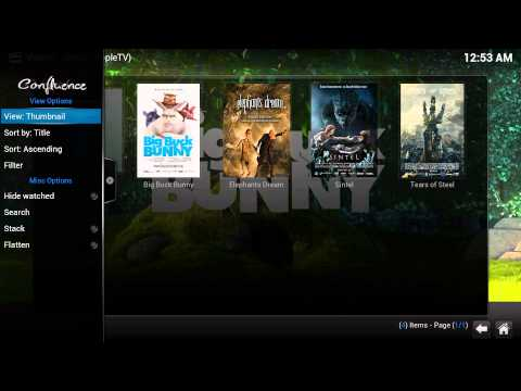 Primeros pasos con XBMC: Como compartir la biblioteca por UPNP
