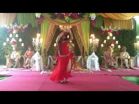 Perform Nikita India Dance at Pernikahan 19-5-2013
