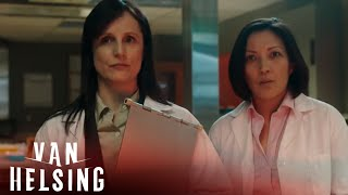VAN HELSING | Season 3, Episode 6: Denver Doubles | SYFY - SYFY