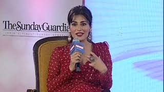 Women Of Steel Summit: Chitrangada Singh says, movie Bazaar is about ambition and money - NEWSXLIVE