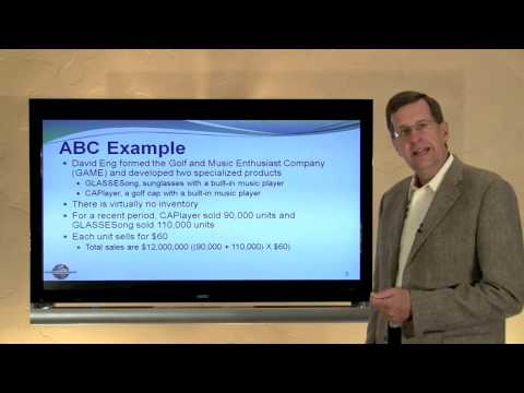20-- Activity-Based Costing Systems, Part 2