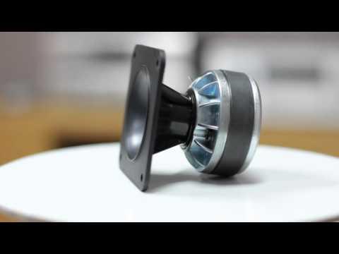 Głośnik wysokotonowy GDWT 9/100FP 8 Ohm