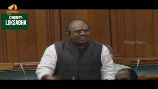 MP Muttamsetti Srinivasa Rao Request Cental Govt To Sanction Tribal and Central Universities In AP - MANGONEWS