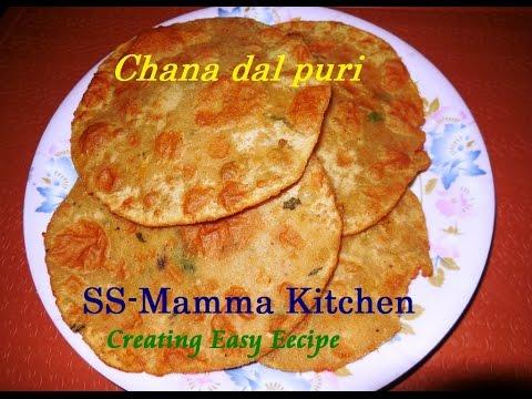 How to cook Tasty Chana Dal Puri (चना दाल पुरी)...