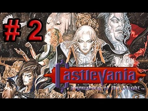 Castlevania: Symphony of the Night Part 02 - Bud is Doing Something | Too Much Gaming