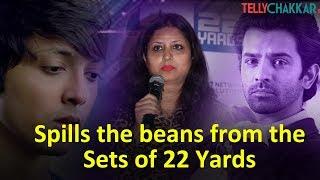 Amartya Ray and Mitali Ghoshal talk about their Bollywood debut '22 Yards' and Barun Sobati - TELLYCHAKKAR