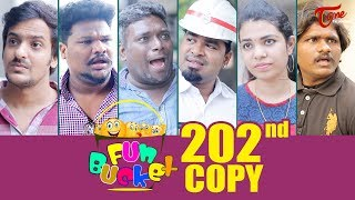 Fun Bucket | 202nd Episode | Funny Videos | Telugu Comedy Web Series | Harsha Annavarapu | TeluguOne - TELUGUONE
