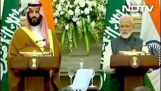 TOP NEWS @ 6 PM: भारत-साऊदी अरब के बीच पांच समझौते - NDTVINDIA