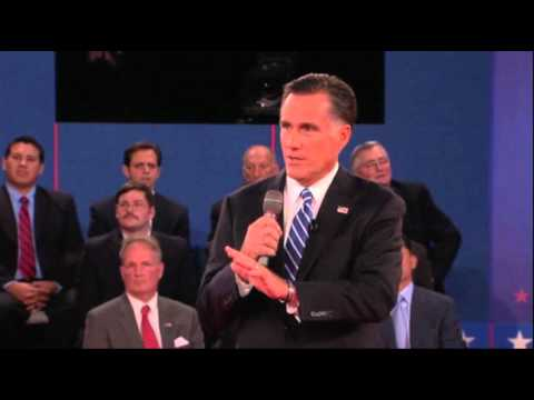 Romney, Obama Joust Over Tax Plans, Debt