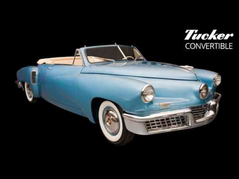 ONLY Tucker Convertible in the world!