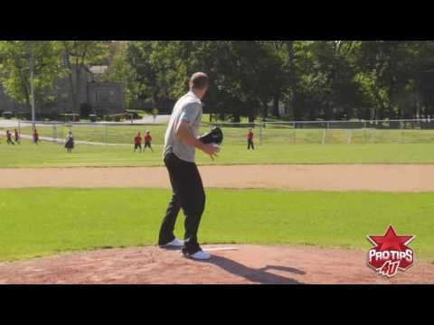 Pitching Tips: Pickoff Move to First Base with David Pauley