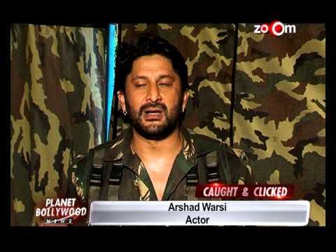 Dedh Ishqiya : Arshad Warsi chooses Madhuri Dixit over Vidya Balan