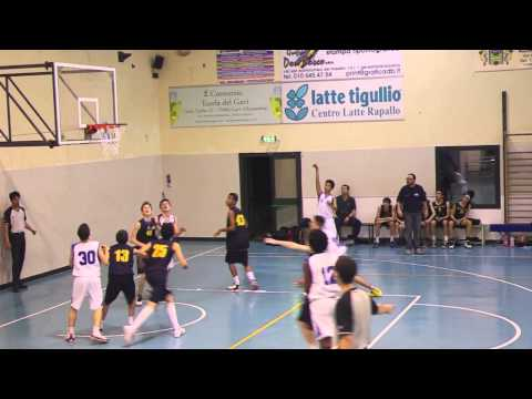 CAP vs DLF (81-88) - GARA 3 Semifinale Under 14 Elite