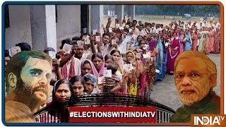 Uttarpradesh Polling Percentage Till 9AM: Sambhal 11%, Firozabad 9%, Moradabad 10% - INDIATV