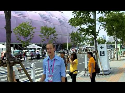 EXHIBITOR @ Expo 2010 - Day Two