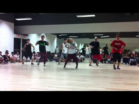 Chachi Gonzales - Feat. Brian Puspos & Jawn Ha at Hi Def Academy LV Workshop