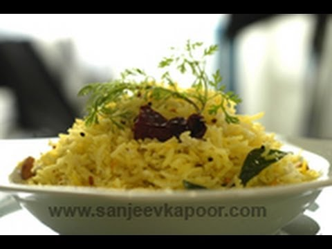 Nimbuwale Chawal (Lemon Rice)