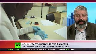 US developing military gene driver, may be powerful carrier for bioweapon – expert - RUSSIATODAY