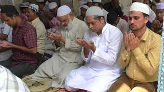 19 May, 2018 - Muslims in northern India throng mosques to attend Ramadan Friday prayers - ANIINDIAFILE