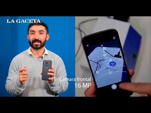 Probamos el Moto G4 Plus y te mostramos cómo funciona