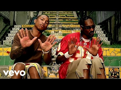 Snoop Dogg Featuring Pharrell Beautiful ft. Pharrell