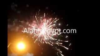 بالفيديو والصور | افتتاح فرع الأهلي الثالث بالشيخ زايد