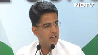 कांग्रेस का हमला- आर्थिक आतंकवादियों को बीजेपी दे रही संरक्षण - NDTVINDIA