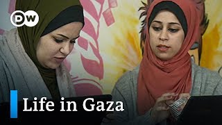 The struggle of finding work in Gaza | DW News - DEUTSCHEWELLEENGLISH