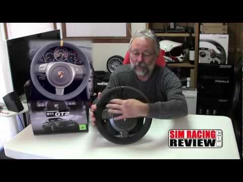 Sim Racing Review - Fanatec Porsche 911 GT2 Wheel Product Review