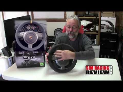 Sim Racing Review - Fanatec Porsche 911 GT2 Wheel Product Review