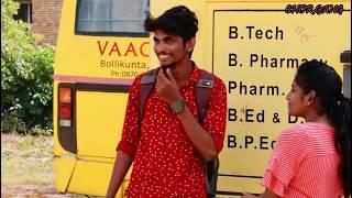 Chor Gang || B.tech life Telugu short film || vaagdevi college || - YOUTUBE