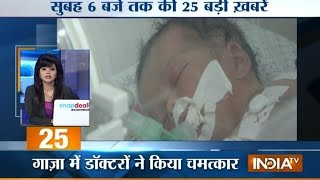 India TV News: 5 minute 25 khabrein July 29, 2014 | 6 AM - INDIATV
