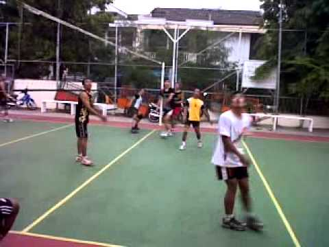 volly ball berlian sumur batu kemayoran