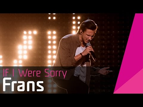 Frans – If I were Sorry | Melodifestivalen 2016