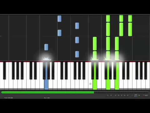 Try, Asher Book, Synthesia