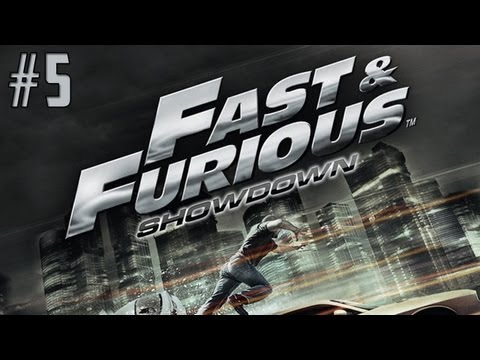 Fast & Furious: Showdown - Walkthrough - Part 5 - LA Hijack Training (X360/PS3) [HD]