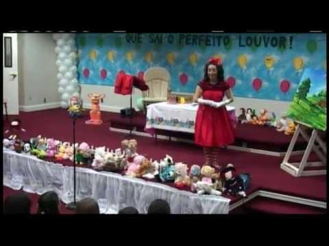 Mensagem Evangelica para Crianças | Sonia Vale