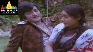 Tiger Movie NTR and Rekha at Park Scene | Sri Balaji Video - SRIBALAJIMOVIES