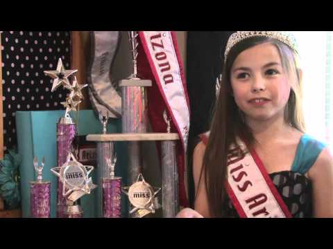 National American Miss Arizona Junior Preteen Personality Profile