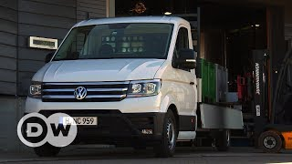 Versatile: VW Crafter | DW English - DEUTSCHEWELLEENGLISH
